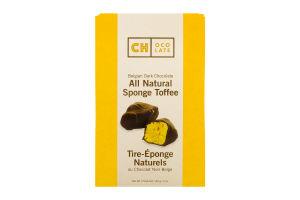 CH Ocolate Belgian Dark Chocolate All Natural Sponge