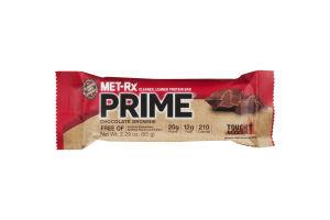 MET-Rx Prime Protein Bar Chocolate Brownie
