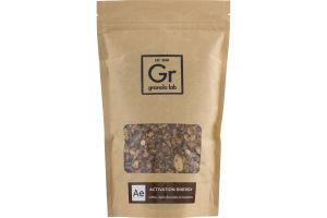 Granola Lab Granola Activation Energy