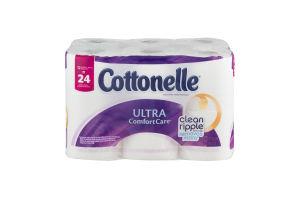 Cottonelle Ultra ComfortCare Toilet Paper - 12 CT