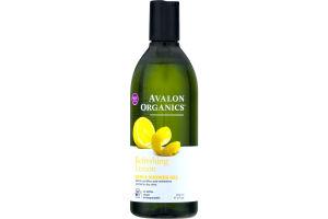 Avalon Organics Refreshing Lemon Bath & Shower Gel