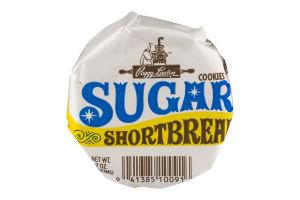 Peggy Lawton Sugar Shortbread Cookies