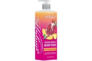 719 Walnut Avenue Moisturizing Body Wash Pomegranate Mango