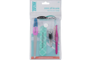 Trim Totally-Together Smart & Complete Personal Kit Mini All In One - 4 CT