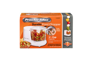 Proctor Silex Durable Food Chopper