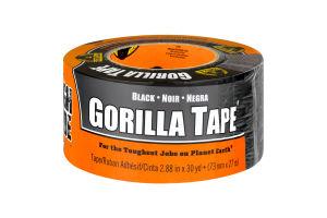 Gorilla Tough & Wide Tape Black