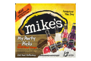 Mike's Hard Lemonade My Party Picks With Hard Blood Orange - 12 PK