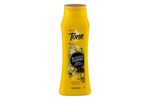 Tone Blissful Awakening Caffeine & Vanilla Blossom Energizing Body Wash