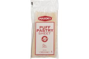 Mazor's Puff Pastry Sheet