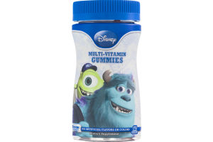 Disney Multi-Vitamin Gummies - 60 CT