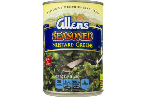 Allens Seasoned Mustard Green