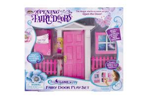 Cra-Z-Art Opening Fairy Doors Fairy Door Play Set Luna