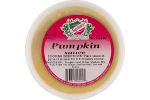 Sapore Fine Gourmet Pasta Sauce Pumpkin