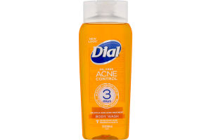 Dial Oil Free Acne Control Body Wash
