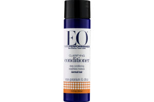 EO Pure Performance Clarifying Conditioner Rose Geranium & Citrus