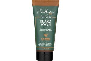 Shea Moisture Men Beard Wash Marajuca Oil & Shea Butter