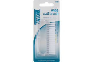 Trim Wide Nail Brush