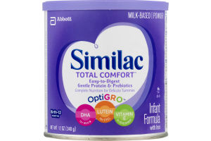 Similac Infant Formula with Iron Total Comfort