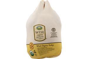 Wise Organic Pastures Kosher Hen Turkey