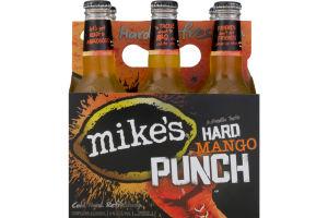 Mike's Hard Mango Punch - 6 PK