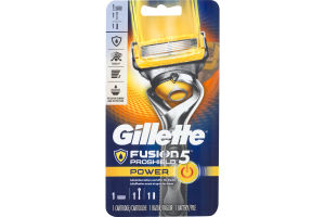 Gillette Fusion 5 Power Proshield Razor