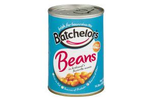Batchelors Beans in Ireland's Favorite Sauce
