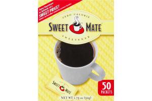 Sweet Mate Zero Calorie Sweetener - 50 CT