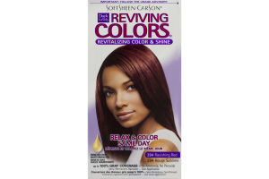 Dark And Lovely Reviving Colors Revitalizing Color & Shine 394 Ravishing Red