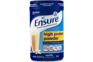 Ensure High Protein Powder Vanilla