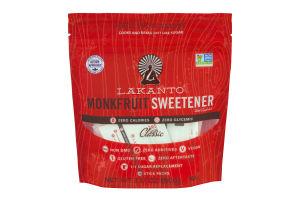 Lakanto Monkfruit Sweetener with Erythritol - 30 CT