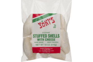 Yoni's Stuffed Shells with Cheese - 9 CT