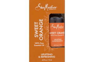 Shea Moisture 100% Pure Essential Oil Sweet Orange