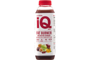 iQ Juice Fat Burner With Garcinia Cambogia