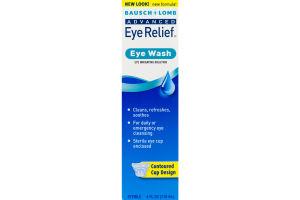 Bausch + Lomb Advanced Eye Relief Eye Wash