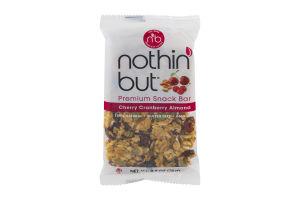 Nothin' But Premium Snack Bar Cherry Cranberry Almond