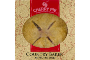 Country Baker Cherry Pie