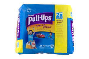 Huggies Pull-Ups Learning Designs Training Pants Disney 4T-5T - 18 CT