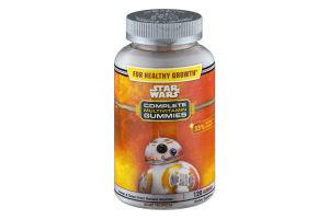 Star Wars Complete Multivitamin Gummies Sour Tropical - 120 CT