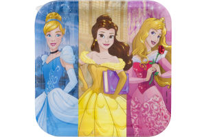 DesignWare Disney Princess 9 IN. Plates - 8 CT