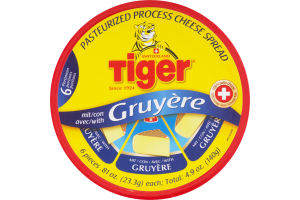 Tiger Gruyere Cheese