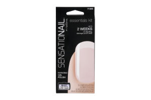 Sensationail Essentials Kit Invincible Gel Polish
