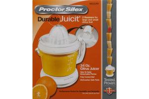 Proctor Silex Durable Jucit Citrus Juicer