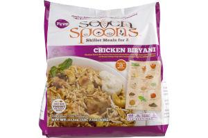 Seven Spoons Skillet Meals For 2 Chicken Biryani