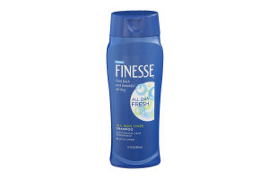 Finesse Shampoo All Hair Types All Day Fresh