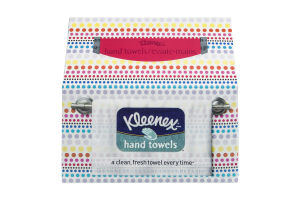 Kleenex White Hand Towels - 55 CT