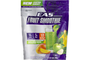 EAS Fruit Smoothie Fruits & Super Greens Protein Powder