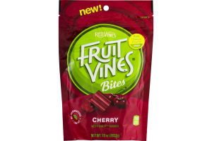 Red Vines Fruit Vines Bites Cherry