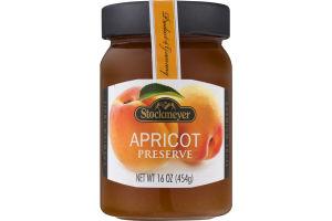 Stockmeyer Apricot Preserve