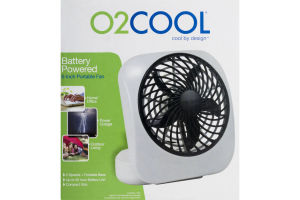 O2-Cool Desktop Fan