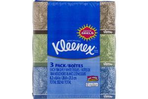 Kleenex Brand Tissue Sneeze Shield - 3 PK
